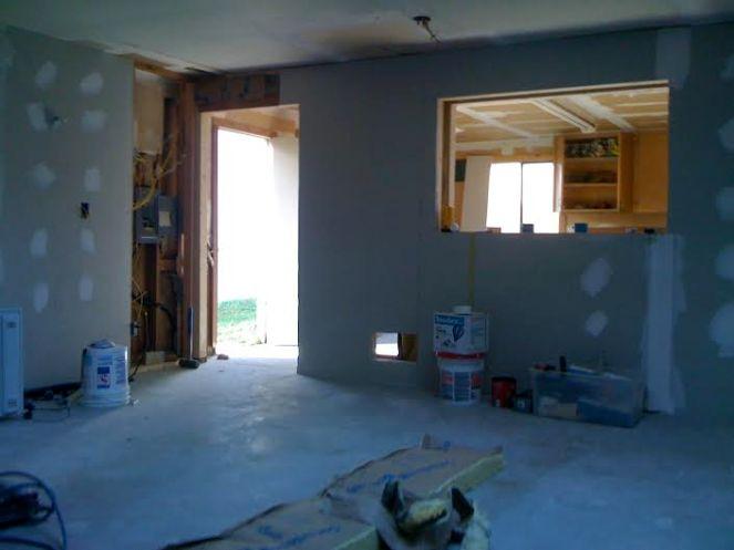 studio window rock and nest