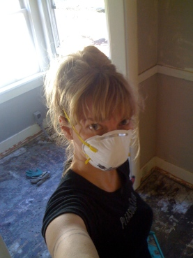 no time for crying home renovation