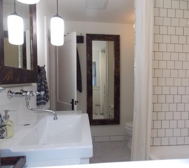 Custom Bathroom Mirrors Rock Nest