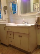 before bathroom vanity 3 rockandnest