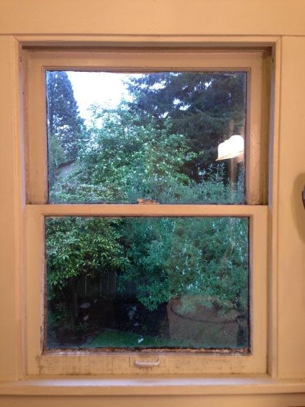 before moldy bathroom window 2 rockandnest