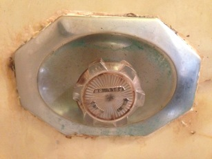 before old shower knob rockandnest