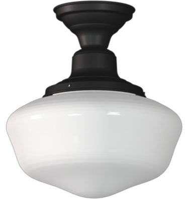 Rejuvenation Jefferson 6 Classic Flush Ceiling Fixture in Black Enamel.jpg