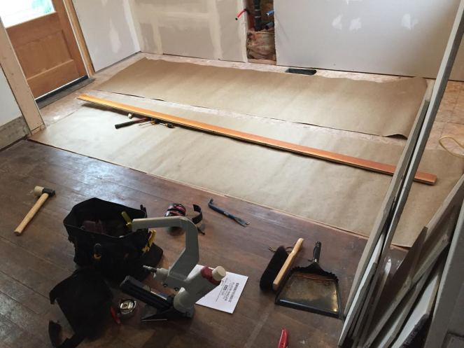 rockandnest-installing-reclaimed-fir-flooring-1