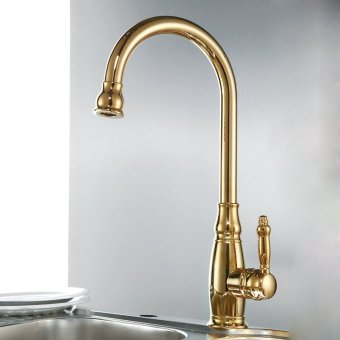 Traditional  Brass Kitchen Faucet.jpg